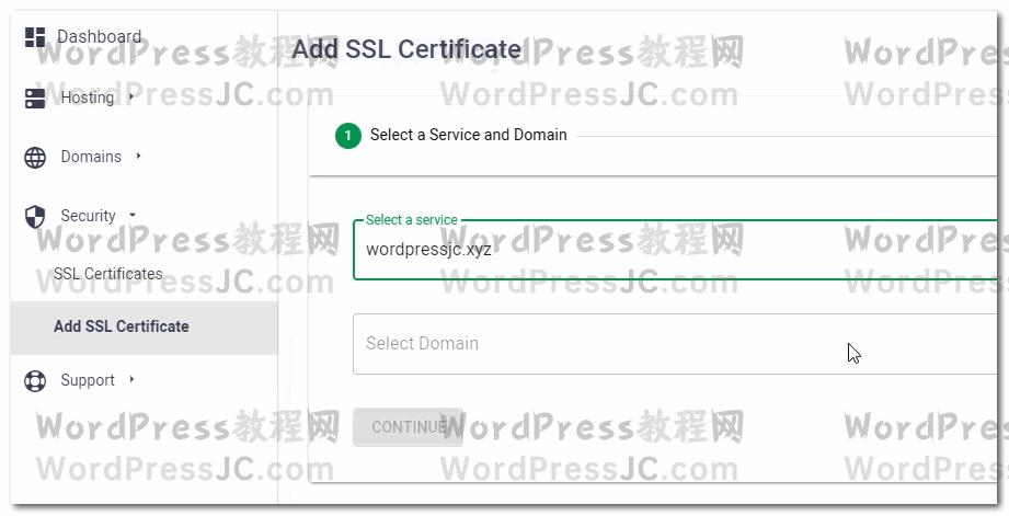 GreenGeeks免费ssl证书申请