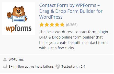 WPForms –